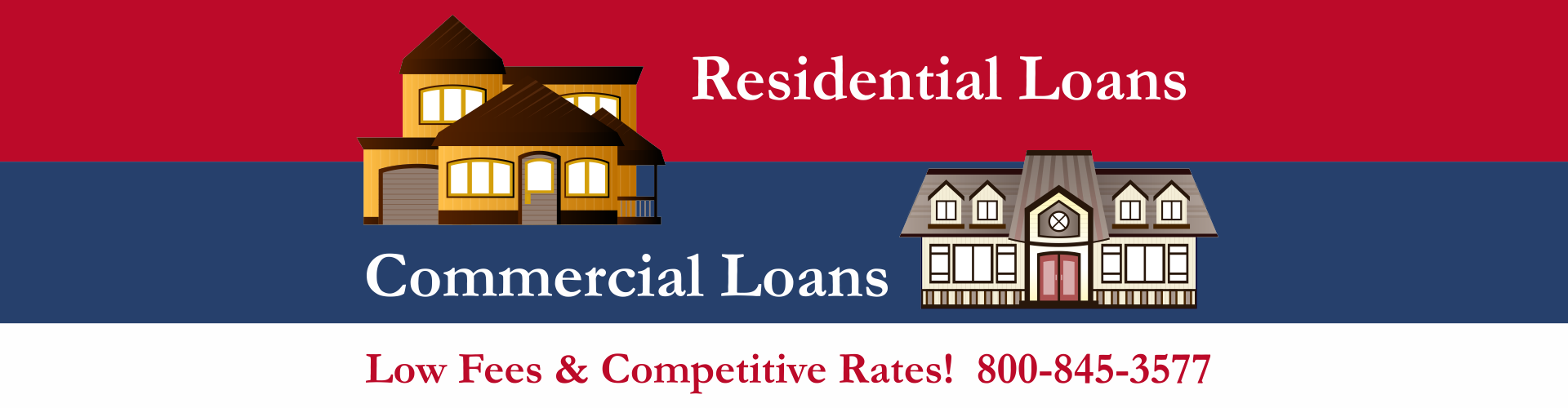 Commercial & Residential Loans