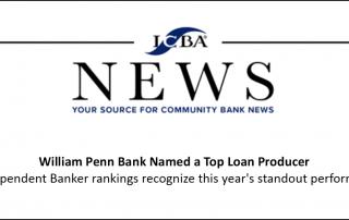 ICBA News - Top Loan Producer