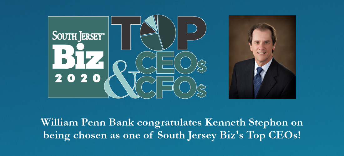 SJ Biz Top CEOs - Ken Stephon