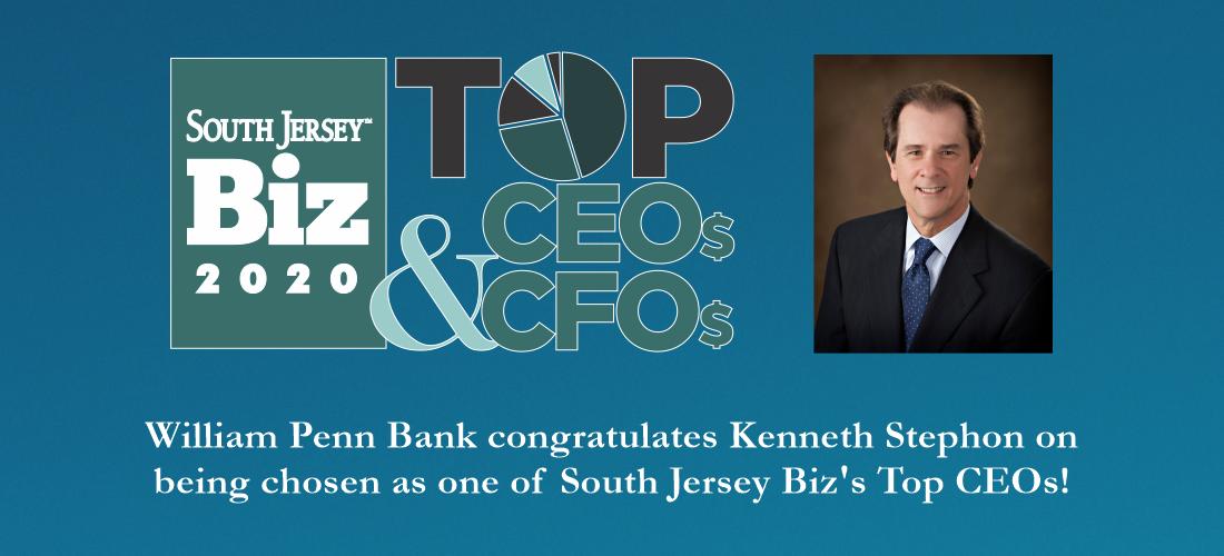 SJ Biz Top CEOs - Ken Stephon